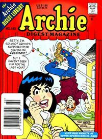 Cover Thumbnail for Archie Comics Digest (Archie, 1973 series) #160