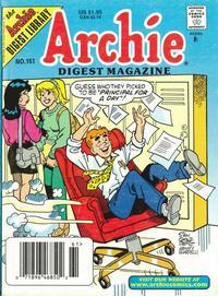 Cover Thumbnail for Archie Comics Digest (Archie, 1973 series) #161