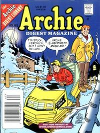 Cover Thumbnail for Archie Comics Digest (Archie, 1973 series) #162 [Newsstand]