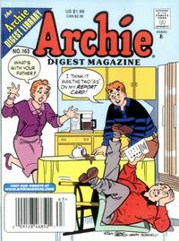 Cover Thumbnail for Archie Comics Digest (Archie, 1973 series) #163