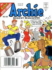 Cover Thumbnail for Archie Comics Digest (Archie, 1973 series) #164