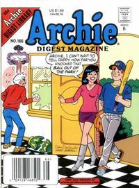 Cover Thumbnail for Archie Comics Digest (Archie, 1973 series) #166