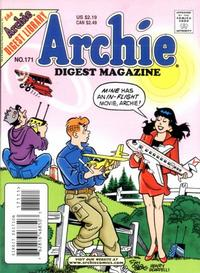 Cover Thumbnail for Archie Comics Digest (Archie, 1973 series) #171