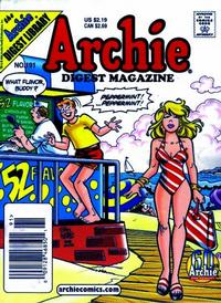 Cover Thumbnail for Archie Comics Digest (Archie, 1973 series) #191