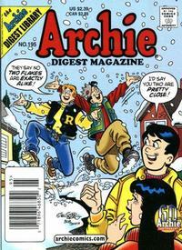 Cover Thumbnail for Archie Comics Digest (Archie, 1973 series) #195