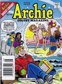 Cover Thumbnail for Archie Comics Digest (Archie, 1973 series) #196