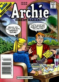 Cover Thumbnail for Archie Comics Digest (Archie, 1973 series) #197 [Newsstand]