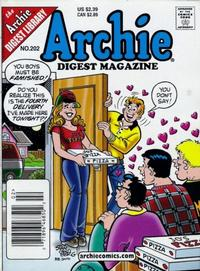 Cover Thumbnail for Archie Comics Digest (Archie, 1973 series) #202