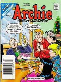 Cover Thumbnail for Archie Comics Digest (Archie, 1973 series) #203 [Newsstand]
