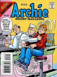 Cover Thumbnail for Archie Comics Digest (Archie, 1973 series) #207