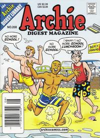 Cover Thumbnail for Archie Comics Digest (Archie, 1973 series) #208
