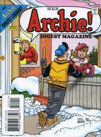 Cover Thumbnail for Archie Comics Digest (Archie, 1973 series) #222