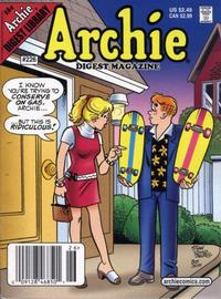 Cover Thumbnail for Archie Comics Digest (Archie, 1973 series) #226