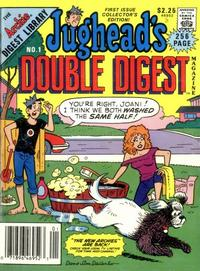 Cover Thumbnail for Jughead's Double Digest (Archie, 1989 series) #1 [Newsstand]