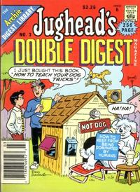 Cover Thumbnail for Jughead's Double Digest (Archie, 1989 series) #3 [Newsstand]