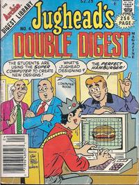 Cover Thumbnail for Jughead's Double Digest (Archie, 1989 series) #4 [Newsstand]