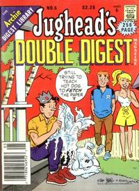 Cover Thumbnail for Jughead's Double Digest (Archie, 1989 series) #5 [Newsstand]