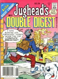 Cover Thumbnail for Jughead's Double Digest (Archie, 1989 series) #6 [Newsstand]