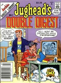 Cover Thumbnail for Jughead's Double Digest (Archie, 1989 series) #7