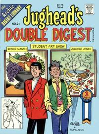 Cover Thumbnail for Jughead's Double Digest (Archie, 1989 series) #21 [Direct]