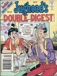 Cover Thumbnail for Jughead's Double Digest (Archie, 1989 series) #24