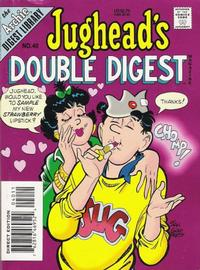 Cover Thumbnail for Jughead's Double Digest (Archie, 1989 series) #40 [Direct Edition]