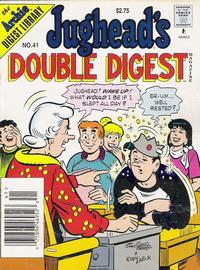 Cover Thumbnail for Jughead's Double Digest (Archie, 1989 series) #41 [Newsstand]
