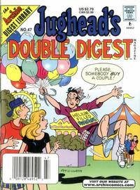 Cover Thumbnail for Jughead's Double Digest (Archie, 1989 series) #47