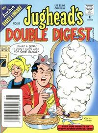 Cover Thumbnail for Jughead's Double Digest (Archie, 1989 series) #51