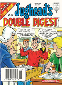 Cover Thumbnail for Jughead's Double Digest (Archie, 1989 series) #64