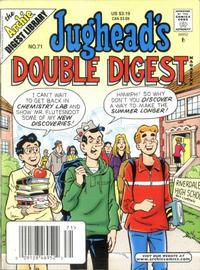 Cover Thumbnail for Jughead's Double Digest (Archie, 1989 series) #71