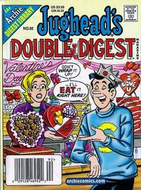 Cover for Jughead's Double Digest (Archie, 1989 series) #92