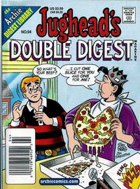 Cover for Jughead's Double Digest (Archie, 1989 series) #94