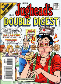 Cover Thumbnail for Jughead's Double Digest (Archie, 1989 series) #106