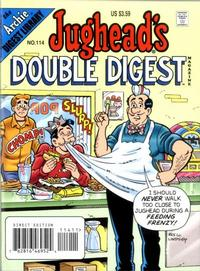 Cover Thumbnail for Jughead's Double Digest (Archie, 1989 series) #114 [Direct Edition]