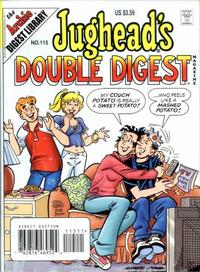 Cover Thumbnail for Jughead's Double Digest (Archie, 1989 series) #115 [Direct]