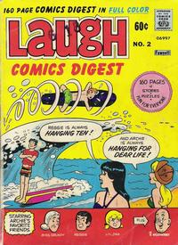 Cover Thumbnail for Laugh Comics Digest (Archie, 1974 series) #2