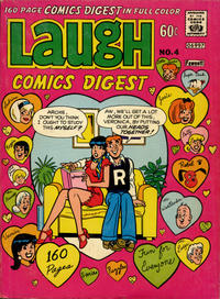 Cover Thumbnail for Laugh Comics Digest (Archie, 1974 series) #4
