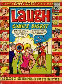 Cover Thumbnail for Laugh Comics Digest (Archie, 1974 series) #5