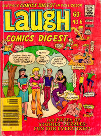 Cover Thumbnail for Laugh Comics Digest (Archie, 1974 series) #6