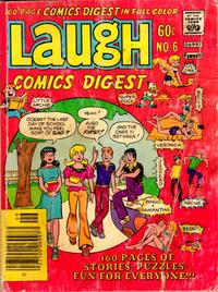Cover Thumbnail for Laugh Comics Digest (Archie, 1974 series) #6