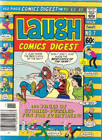 Cover Thumbnail for Laugh Comics Digest (Archie, 1974 series) #7
