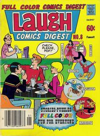 Cover Thumbnail for Laugh Comics Digest (Archie, 1974 series) #8