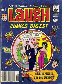 Cover Thumbnail for Laugh Comics Digest (Archie, 1974 series) #12
