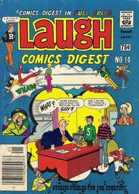 Cover Thumbnail for Laugh Comics Digest (Archie, 1974 series) #14