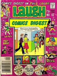 Cover Thumbnail for Laugh Comics Digest (Archie, 1974 series) #18