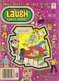Cover Thumbnail for Laugh Comics Digest (Archie, 1974 series) #20