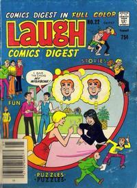 Cover Thumbnail for Laugh Comics Digest (Archie, 1974 series) #22