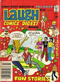 Cover Thumbnail for Laugh Comics Digest (Archie, 1974 series) #23