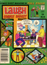 Cover Thumbnail for Laugh Comics Digest (Archie, 1974 series) #26